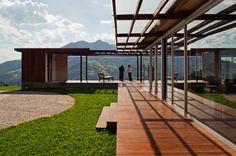 ah, ce décor!    São Francisco Xavier House / Nitsche | ArchDaily