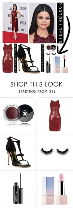 """Steal the look"" by lraecap on Polyvore featuring Chanel, Coleman, Amalie & Amber, Sebastian Milano, MAC Cosmetics, Sephora Collection, women's clothing, women's fashion, women and female"