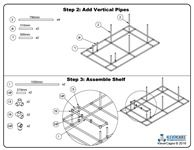 Premium chicken coop plan to build a chicken coop from 25mm PVC connectors - find more ideas at : www.klevercages.com.au page 4