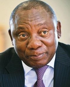 Matamela Cyril Ramaphosa has been elected as Acting President of South Africa. Born 17 November Ramaphosa takes over power as a result of the resignation of Jacob Zuma.