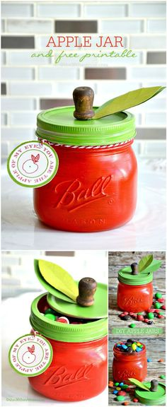 160+ DIY Mason Jar Crafts and Gift Ideas - Page 9 of 17 - DIY & Crafts