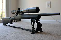 Remington 700  shared for the love of firearms:   http://bestgunsmithingschoolsreviewedonline.com