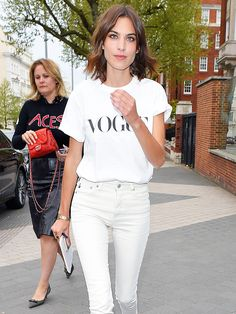 9+Things+Alexa+Chung+Taught+Us+About+Denim+via+@WhoWhatWear