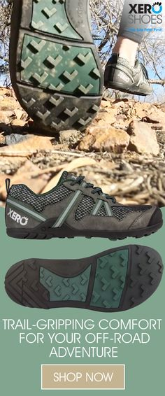 c0e4f5ad1 Enjoy secure trail-gripping comfort when you re running and hiking The NEW  TerraFlex
