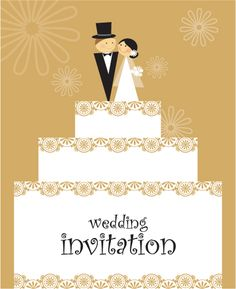 Free Invitation Cards Templates Free Wedding Anniversary Invitation Cards Templates Stuff To Buy, Wedding Invitation Card Templates Free Vector In Adobe Illustrator, Free Invitation Card Templates For Word Festival Techcom, Free Invitation Cards, Engagement Invitation Cards, Retro Wedding Invitations, Marriage Invitation Card, Wedding Anniversary Invitations, Wedding Invitation Card Template, Wedding Card Templates, Invitation Ideas, Invites
