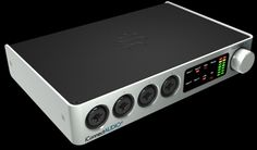 iConnectAUDIO4 audio interface allows connection to multiple computer devices at the same time