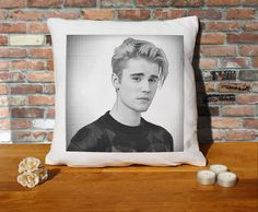 Hey, I found this really awesome Etsy listing at https://www.etsy.com/listing/400668085/justin-bieber-cushion-pillow-pop-art-100