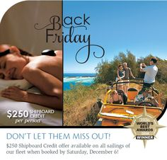 Paul Gauguin Cruises Black Friday Specials - http://www.jeanninepringle.cruiseshipcenters.ca