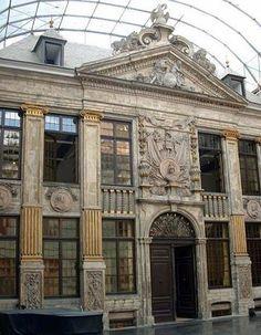 La maison de la Bellone pour la culture et les lettres...