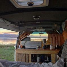 @van_grrrl - Pinterest. Camper ConversionVan LifeZachVanlife ...