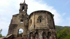 Mosteiro de Caaveiro. Fragas do Eume (A Capela-A Coruña)