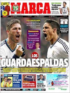 Los Titulares y Portadas de Noticias Destacadas Españolas del 9 de Marzo de 2013 del Diario Deportivo MARCA ¿Que le pareció esta Portada de este Diario Español?