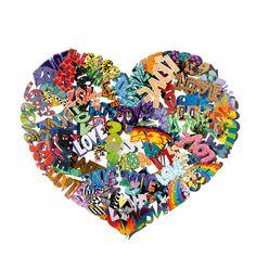 "David Kracov Art - Sculptures Murales - ""Shadow Box"", ""Book of Life"". Art Sculpture, Metal Wall Sculpture, Wall Sculptures, David, Personnages Looney Tunes, Pop Art Movement, Galerie D'art, High Art, Keith Haring"