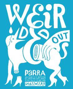 Parra - Weirded Out
