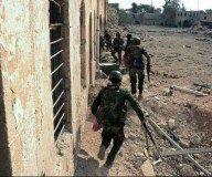 El régimen sirio intensifica sus ataques contra bastión rebelde