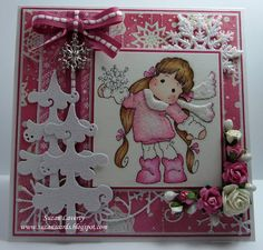 A Garden Of Wishes: Let It Snow For Magnolia-licious Challenge Blog Inspiration Challenge