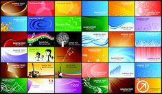 Download 144 Template Kartu Nama Vikrie
