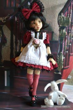 Это случилось, Мики от Kaye Wiggs / Куклы Кайе Виггз, Kaye Wiggs dolls / Бэйбики. Куклы фото. Одежда для кукол