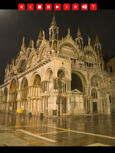 iPad tour of the Basilica di San Marco in Venice, Italy - Just click on the photo to go to the store. For a limited time 2.99$ Just give us a thoughtful review?