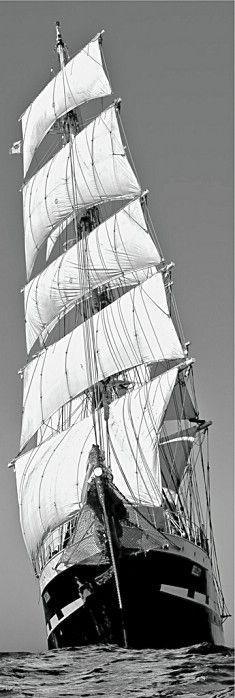 Le Belem - The tall ship race
