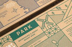 An iconic San Francisco location provides inspiration for a new craft brewery's identity.