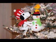 Snoopy com molde da Lilika (part2) - By Sandra Viela - YouTube