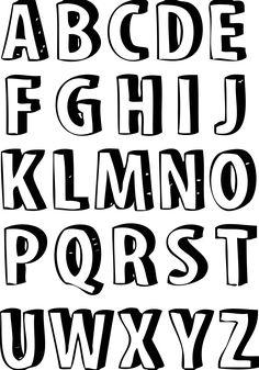 Alphabet Sketch Coloring Page