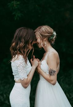 2adc29f0b 1054 Best Lesbian wedding images in 2019 | Lesbian wedding, Wedding ...