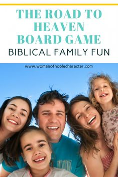 The Road to Heaven Board Game: Biblical Family Fun Plus Giveawa. Reviewing the Bible based board game Our experience, where to find this game for a fun, faith based family night! #Bible #boardgame #Familyfun #game #giveaway #Christian #Christianfamily #family #games