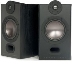 Mordaunt-Short Mezzo 2 Bookshelf Speakers in Black(Pair) by Mordaunt-Short. $895.00. Belying its compact size, Mezzo 2 embraces ATT to produce a remarkably expansive sound and stereo image and is the ideal two-channel stereo speaker.    After a lengthy research process, Mordaunt-Short has rewritten the rule book and taken its legendary CPCTM (Continuous Profile Cone) bass drivers to the next level. These combine with a sound deadened driver basket for a superb all round listen...
