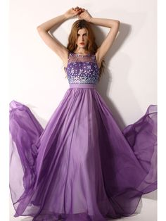Cool Purple Prom Dresses