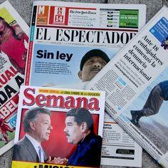 ¿A quién obedecen los medios de comunicación en Colombia?