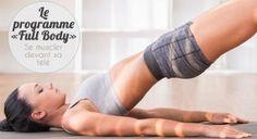 Programme fitness «Full Body» à la maison