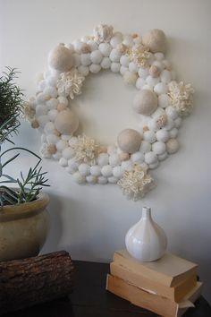 DIY Anthropologie Style Wreath