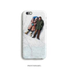 Case Eternal Sunshine of the Spotless Mind iPhone 6 by Printionary