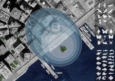 """Un team di architetti olandesi della  Waterstudio  ha proposto una soluzione innovativa all'assenza di spazi verdi nelle città. Il progetto si chiama """"Sea Tree"""" (albero di mare) e vuole, sfruttando il principio architettonico delle torri di stoccaggio per il petrolio, costruire in p"""