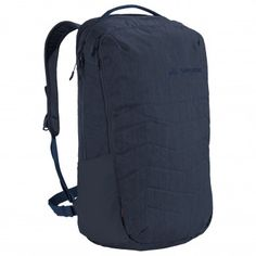 Vaude PETair - Daypack | Versandkostenfrei | Berg-freunde.at X 23, Polyester Material, Backpacks, Bags, Products, Fashion, Recycled Products, Green Button, Notebook Bag
