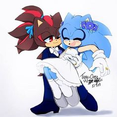 Shadow The Hedgehog, Silver The Hedgehog, Sonic The Hedgehog, Sonic Kawaii, Hedgehog Movie, Sonic Adventure, Sonic And Shadow, Sonic Fan Art, Cartoon Art Styles