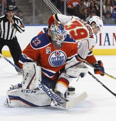 Draisaitl, Letestu score in SO; Oilers beat Flames 2-1