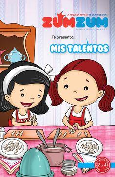 ZumZum - Maya y Sophia: Mis Talentos