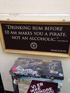 Rumclub in Copenhagen