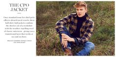 J.Crews Ultimate Outerwear Guide: Fall/Winter 2014 image JCrew Outerwear Guide 006 CPO Jacket