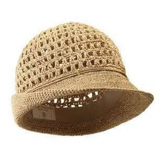 New Ideas For Hat Crochet Pattern Free Fedora Crochet Summer Hats, Crochet Cap, Crochet Gloves, Crochet Scarves, Knitted Hats, Sombrero A Crochet, Raffia Hat, Crochet Monsters, Crochet Patterns