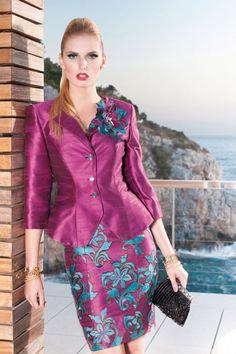 Vestido de Madrina de Carla Ruiz 2013 - Modelo 88222