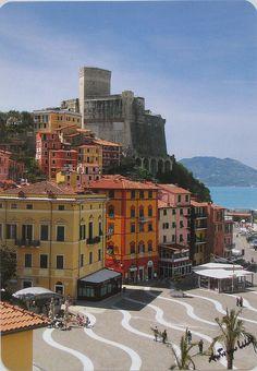 Lerici La Spezia, Liguria, Province of La Spezia , Liguria region Italy