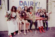 Find out how to be a groupie, according to Pamela Des Barres.