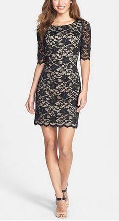 Gorgeous sheath dress