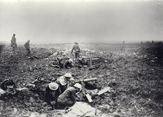 Battle of Vimy Ridge  Apr 9, 1917 - On Easter Monday, four Canadian divisions and one British brigade captured Vimy Ridge, near Arras, France, with a loss of 3578 killed and 7000 wounded. It was a brilliant victory for the Canadians, who sensed a new national awareness.