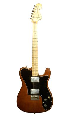 Say hello to my next guitar (until I finish the Drewnicorn) ... A Fender Telecaster Deluxe