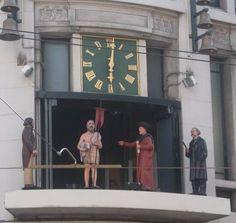 O relógio das Galerias Palladium | Casa de Camilo